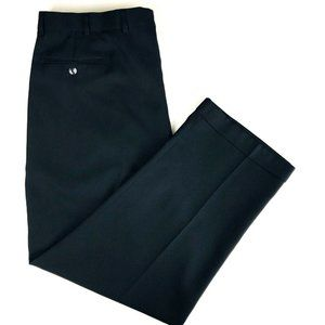 Dockers Dress Pants 42/30 Wool Cuffed Pleated